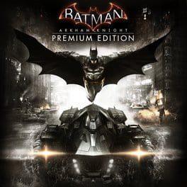 蝙蝠俠:阿卡漢騎士