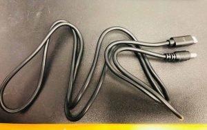 USB-C PD DC轉接線
