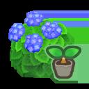 動森-繡球花