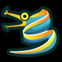 動森-五彩鰻