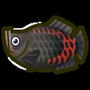動森-巨骨舌魚