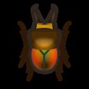 動森-彩虹鍬形蟲