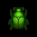 動森-日銅鑼花金龜
