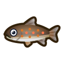 動森-花羔紅點鮭