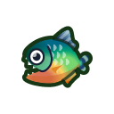 動森-食人魚