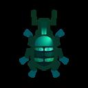 動森-寶石象鼻蟲
