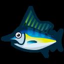 動森-旗魚