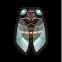 動森-熊蟬