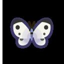 動森-白粉蝶