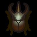 動森-高卡薩斯南洋大兜蟲