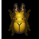 動森-黃金鬼鍬形蟲