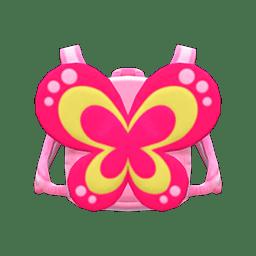 動森-蝴蝶背包