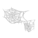 動森-蜘蛛網