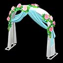 動森-婚禮拱門