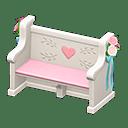 動森-婚禮長椅