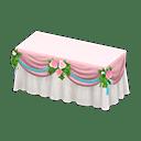 動森-婚禮主桌