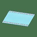 動森-婚禮藍色地毯