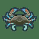 動森三疣梭子蟹