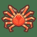 動森高腳蟹