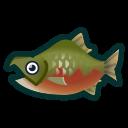 動森-鮭魚