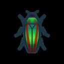動森-吉丁蟲