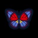 動森-彩襖蛺蝶