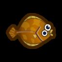 動森-鰈魚