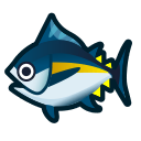 動森 鮪魚